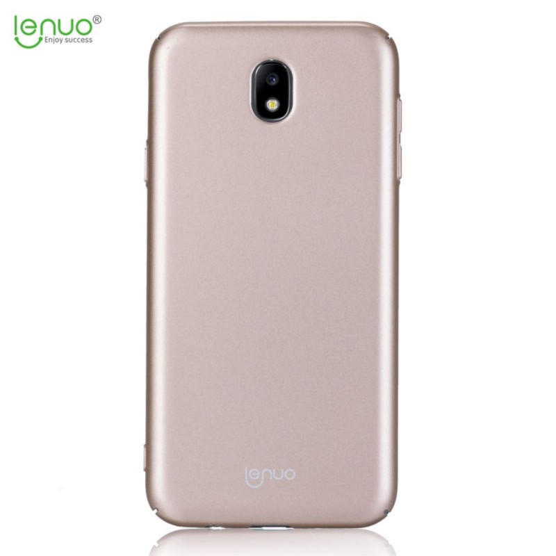 Coque Samsung Galaxy J3 2017 Silky Touch LENUO