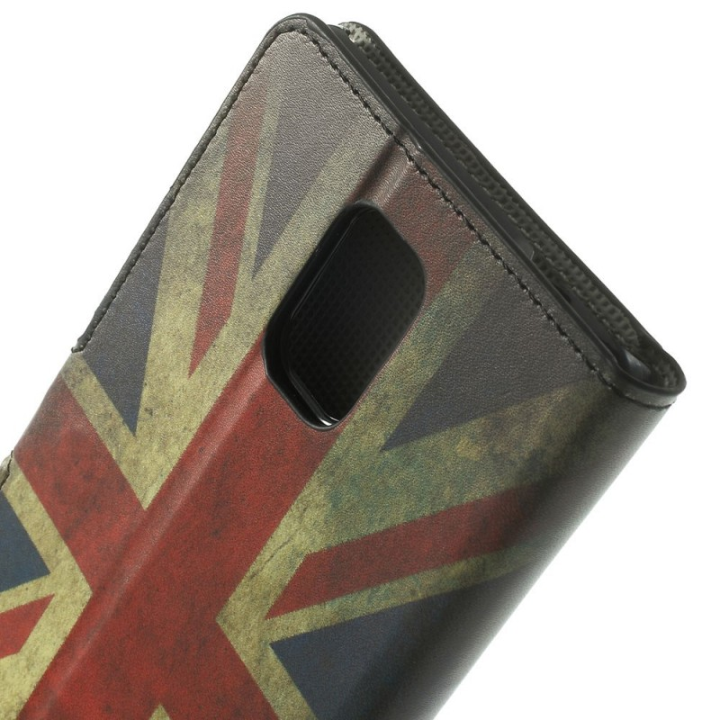 Housse samsung galaxy note 4 drapeau angleterre r tro for Housse samsung galaxy note