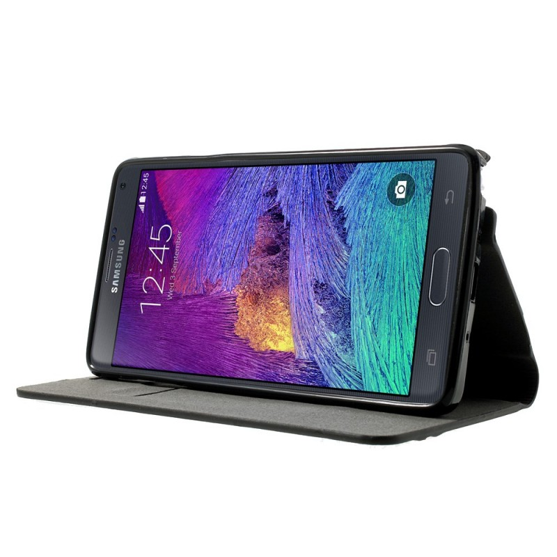 Housse samsung galaxy note 4 vertical line for Housse samsung galaxy note