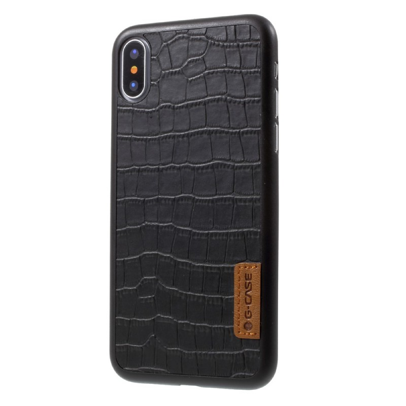 coque crocodile iphone x