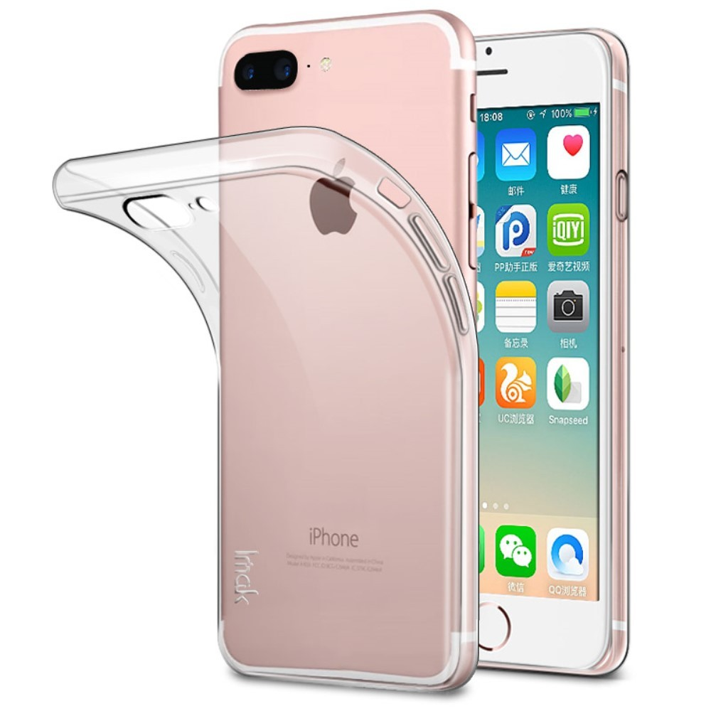 coque iphone 8 plus integrale transparent