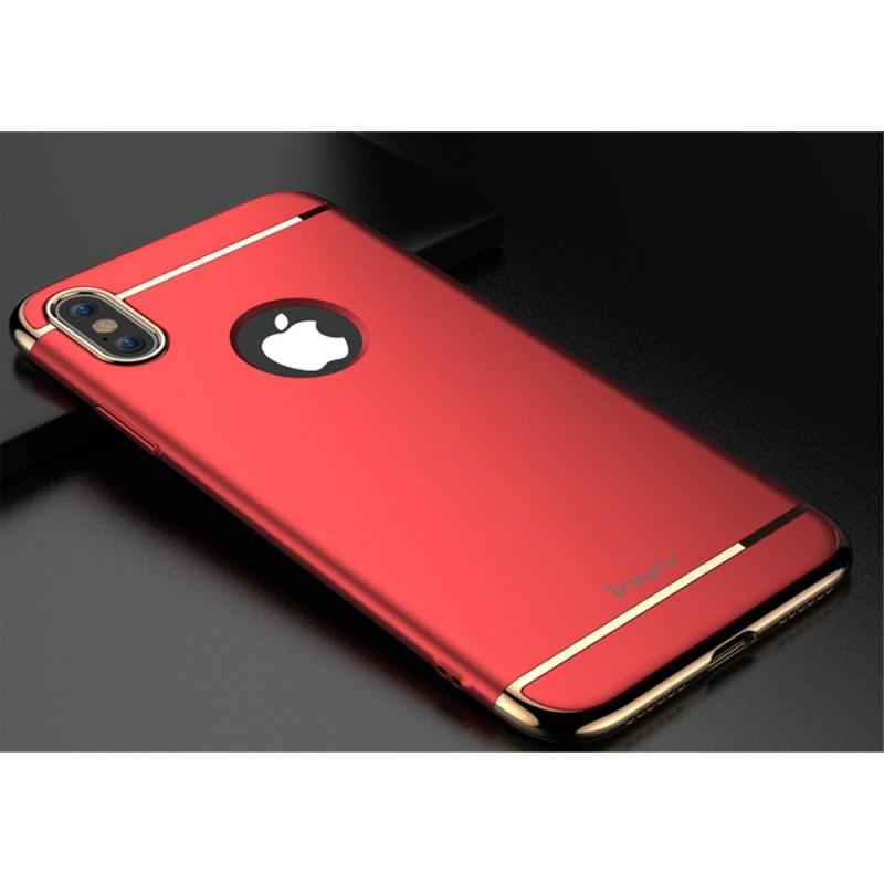 iphone x coque metalique