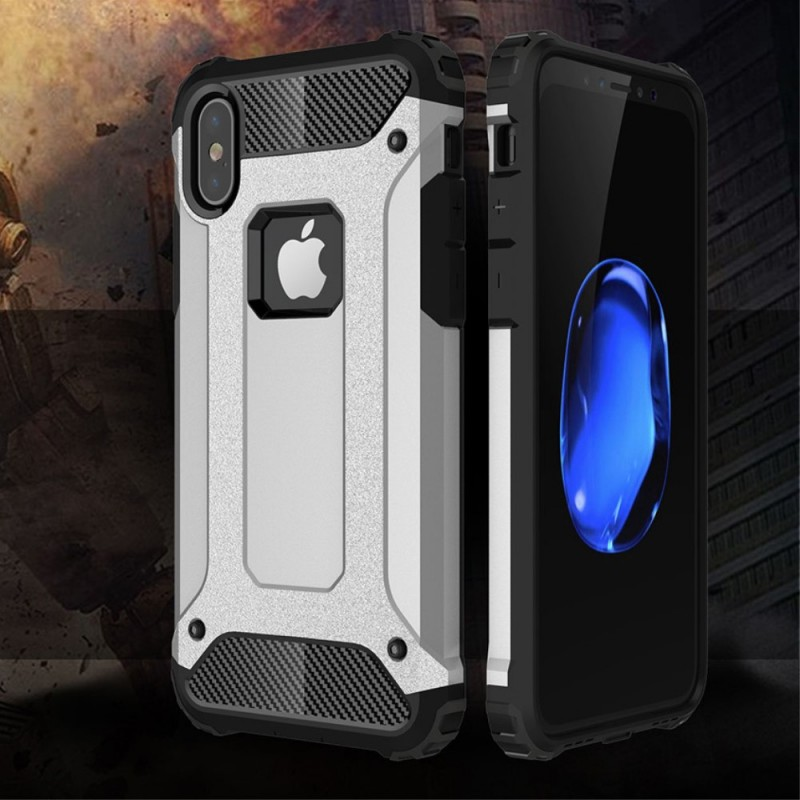 coque iphone x resistante survivor