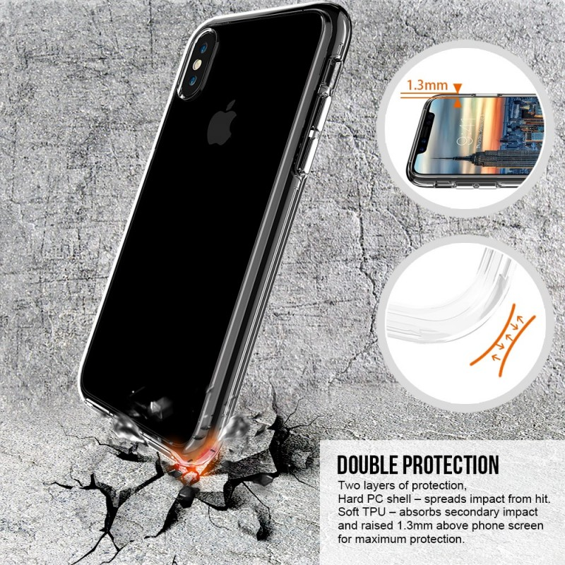 coque iphone x pro guard