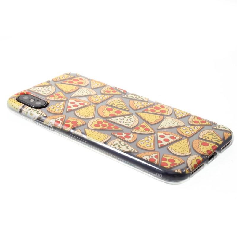 coque iphone x pizza