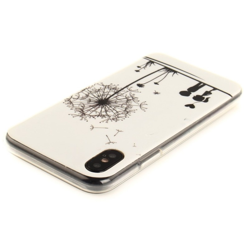 coque love iphone x