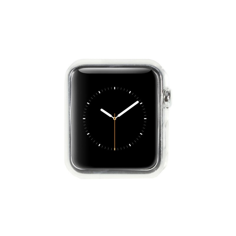 coque apple watch 38 mm transparente. Black Bedroom Furniture Sets. Home Design Ideas