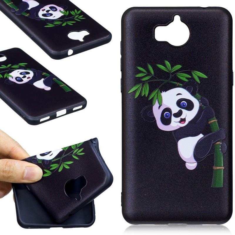 coque huawei y6 2017 panda