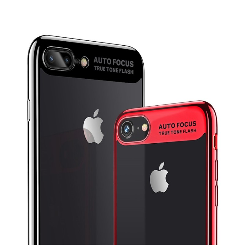 coque iphone 8 plus auto focus
