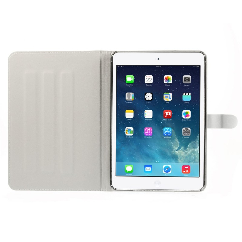 Housse ipad mini 3 2 1 multicolore for Housse i pad mini
