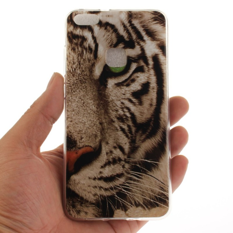 huawei p10 lite coque tigre