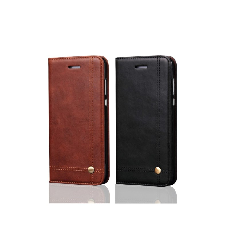 Housse huawei p10 lite simili cuir vintage for Housse huawei p10 lite