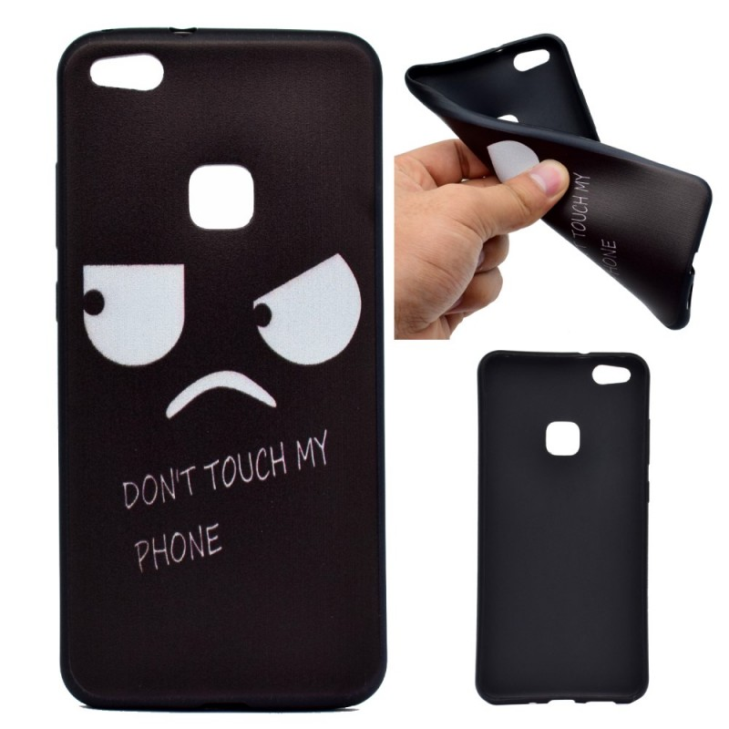 coque huawei p10 lite don't touch my phone