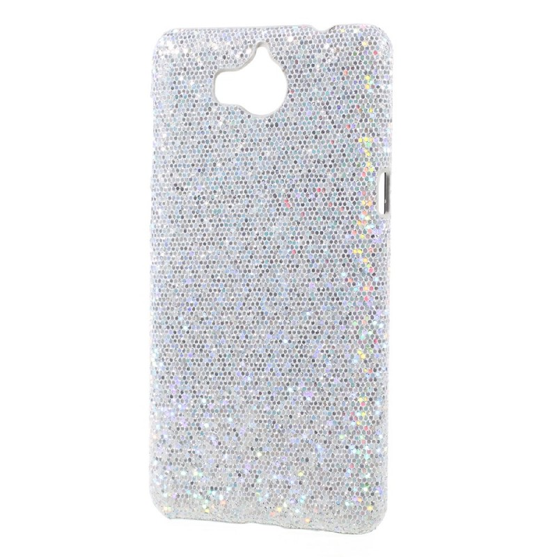 coque huawei y6 2017 paillettes