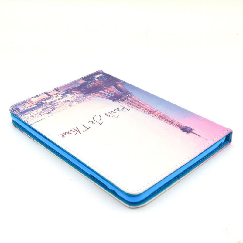 Housse ipad mini 3 2 1 paris je t 39 aime for Housse i pad mini