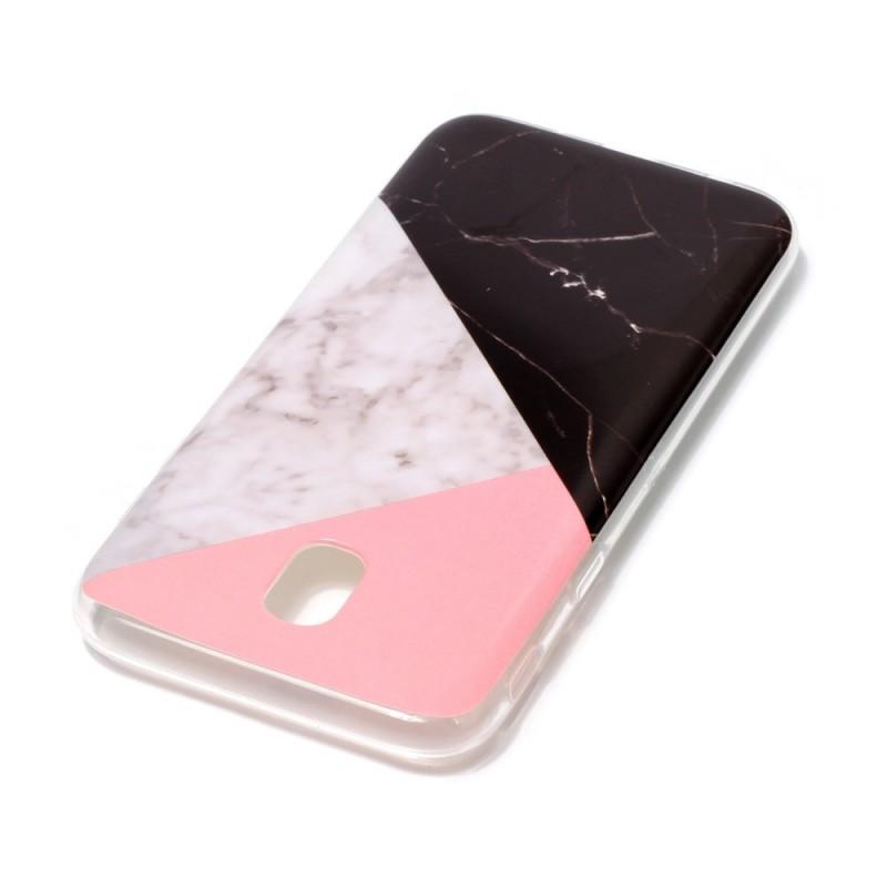 coque samsung j5 2017 marbre