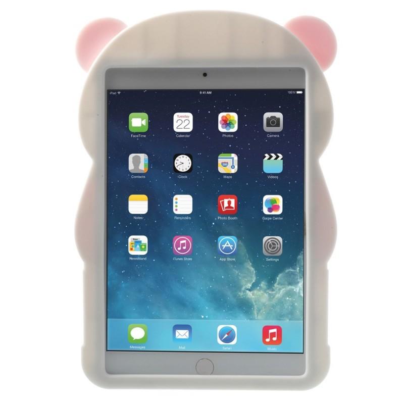 coque ipad mini 3 2 1 panda 3d. Black Bedroom Furniture Sets. Home Design Ideas