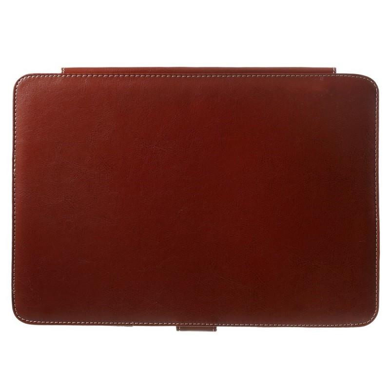 Housse macbook air 13 pouces effet cuir for Housse cuir macbook pro 13