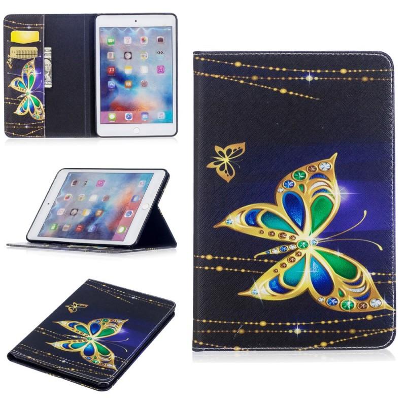 Housse ipad mini 4 papillon magique for Housse ipad mini