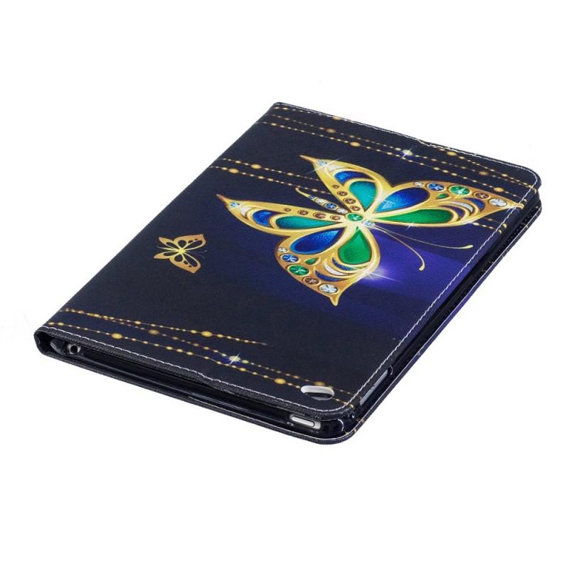 housse ipad mini 4 papillon magique