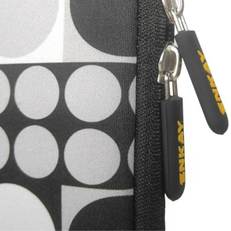 Housse macbook pro 15 pouces modern dots for Housse macbook pro 15