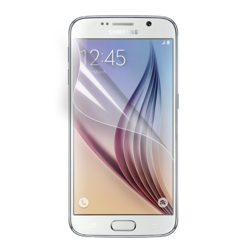 Film de protection cran pour samsung galaxy s6 for Samsung s6 photo ecran