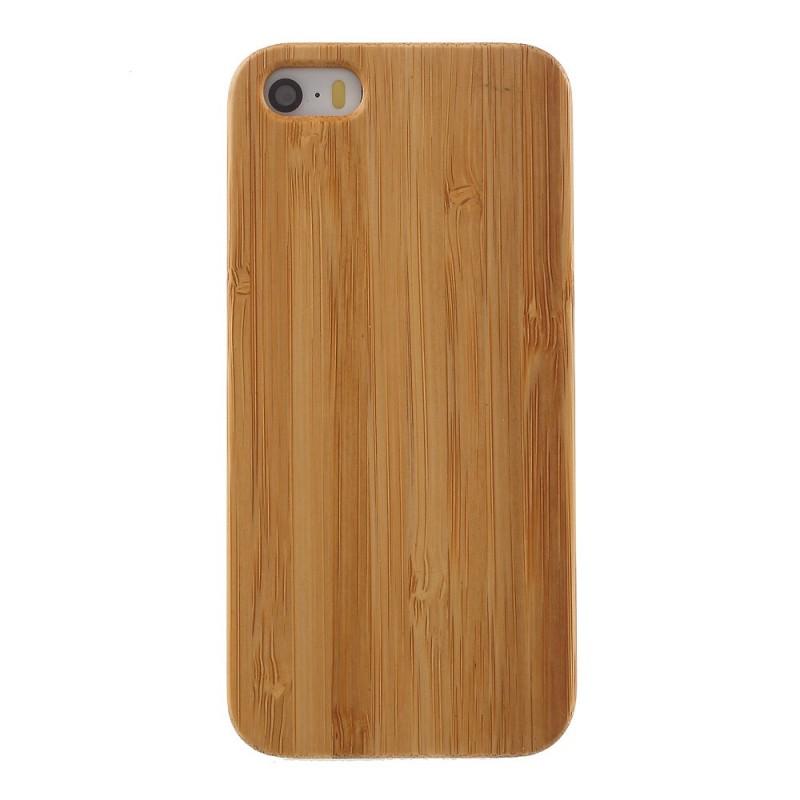 coque iphone 5 bois naturel