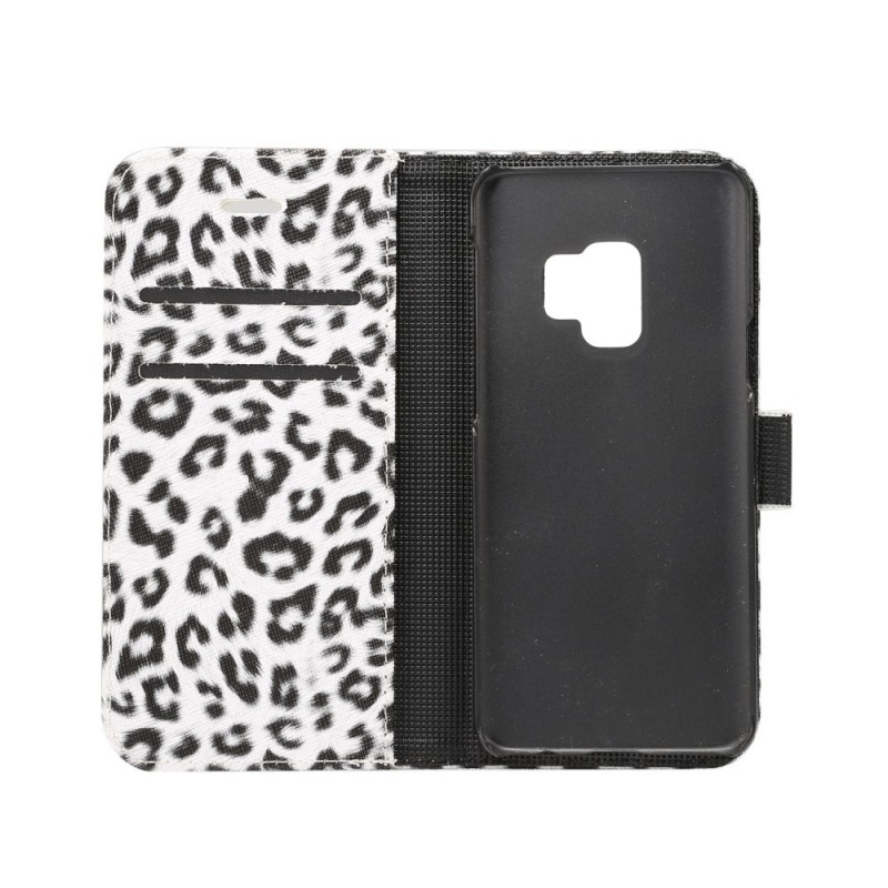 Housse samsung galaxy s9 l opard for Housse samsung galaxy s