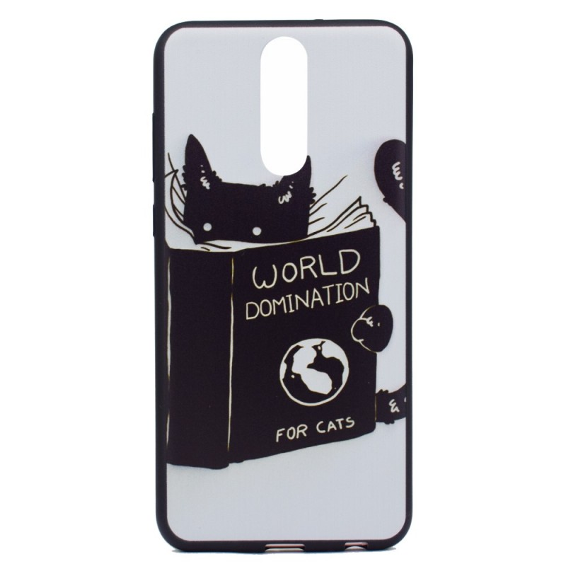 huawei mate 10 lite coque chat