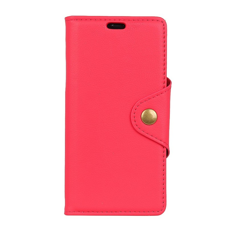 Housse samsung galaxy s9 simili cuir bouton for Housse samsung galaxy