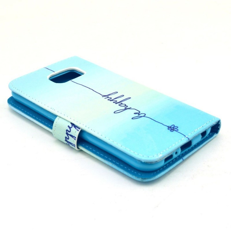 Housse samsung galaxy s6 smile for Housse samsung galaxy s