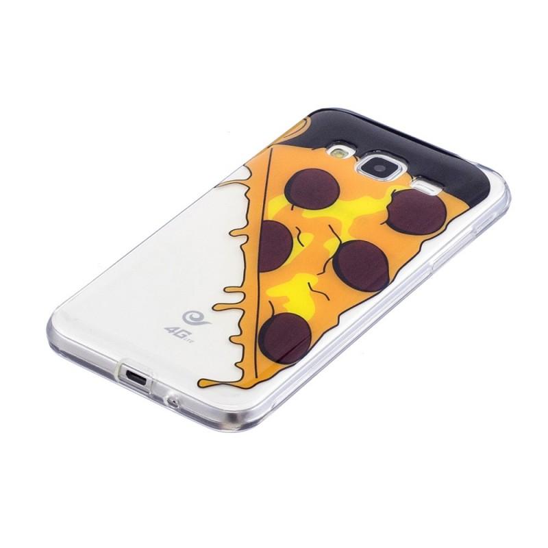 coque samsung j3 2016 pizza