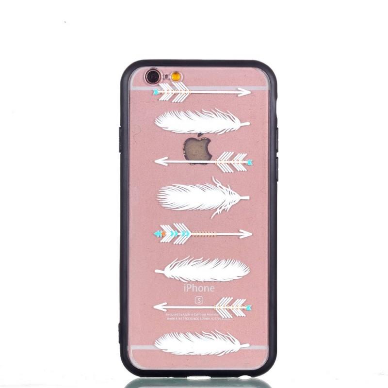 coque iphone 6 plumes