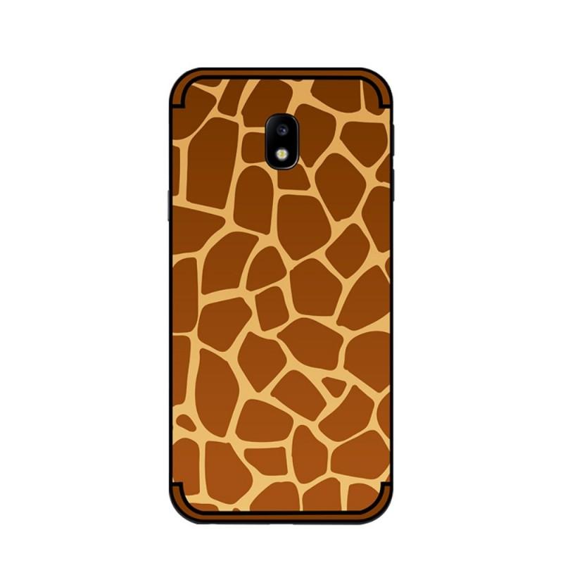 coque samsung j3 2017 girafe