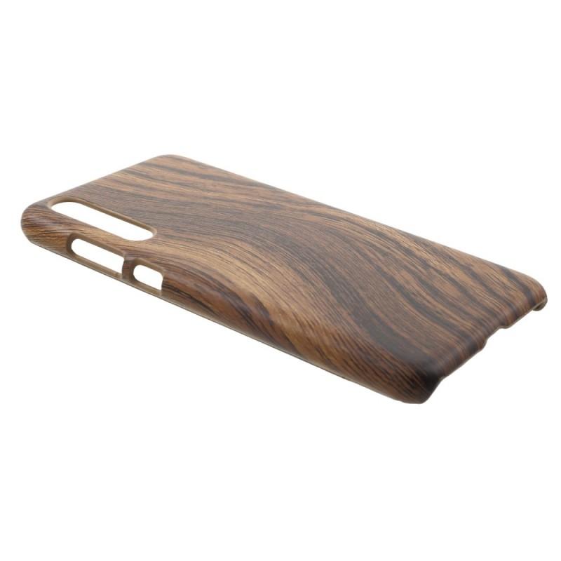 huawei p20 pro coque bois