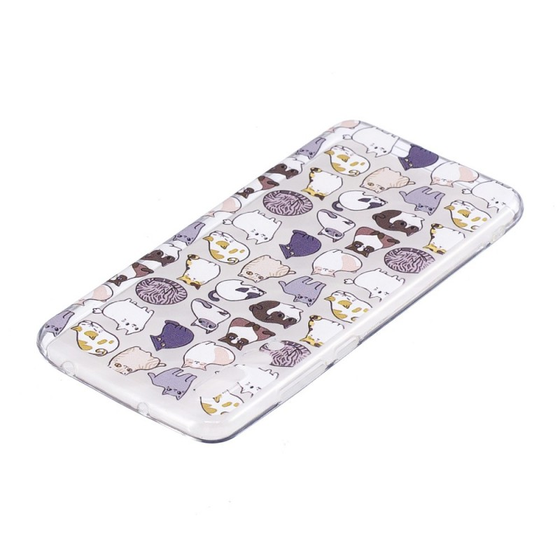 huawei p20 pro coque chat