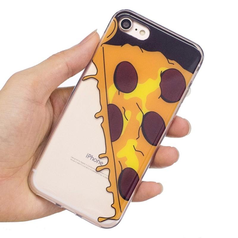 coque pizza iphone 8