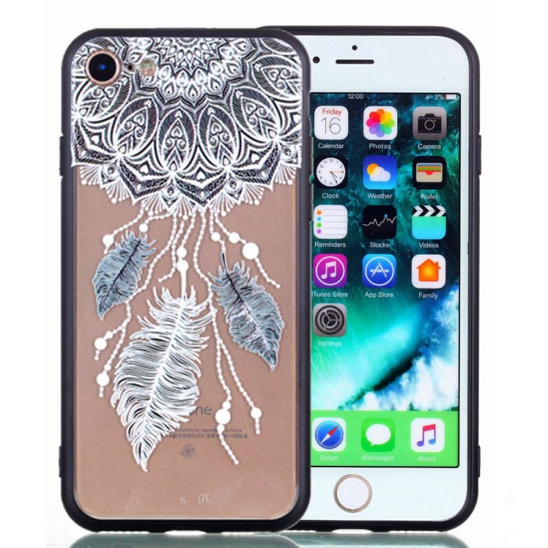 coque iphone 8 relief