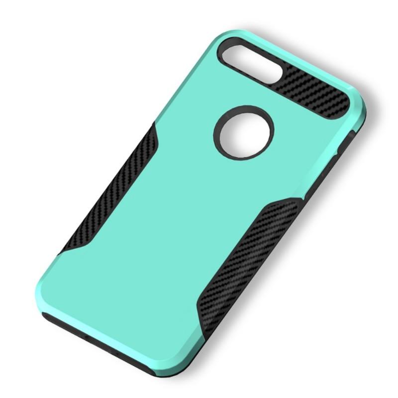 Coque Carbone Iphone  Plus