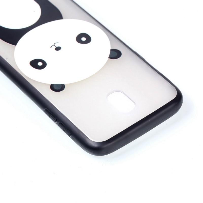 coque samsung j7 2017 panda