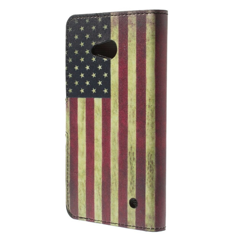 Housse microsoft lumia 640 drapeau usa for Housse lumia 640
