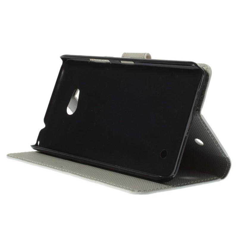 Housse microsoft lumia 640 famille de hiboux for Housse lumia 640