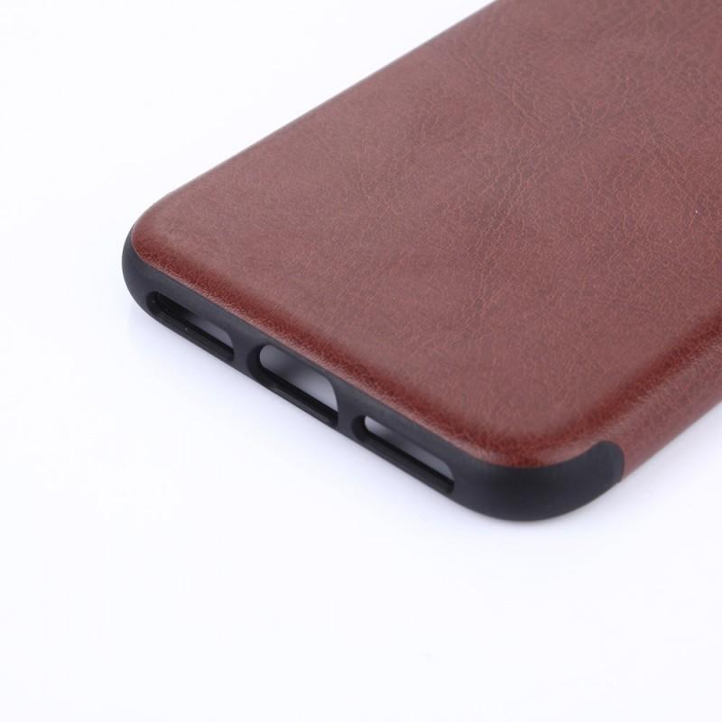 coque iphone xs max en cuir elegant