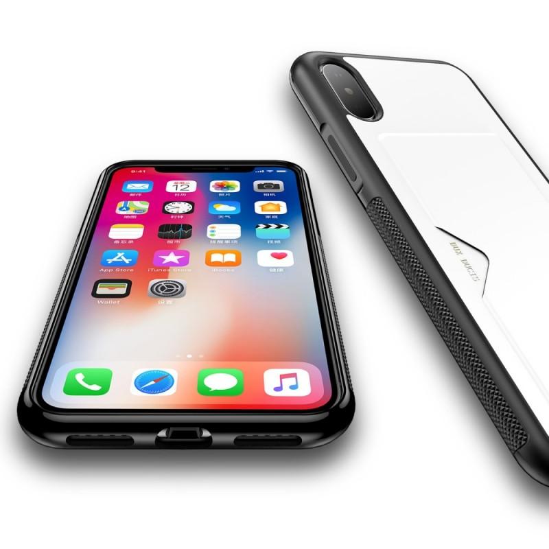 coque iphone xs range carte