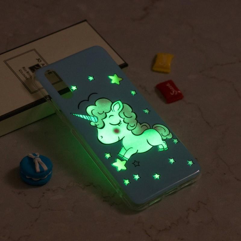 coque iphone xs max fluorescente