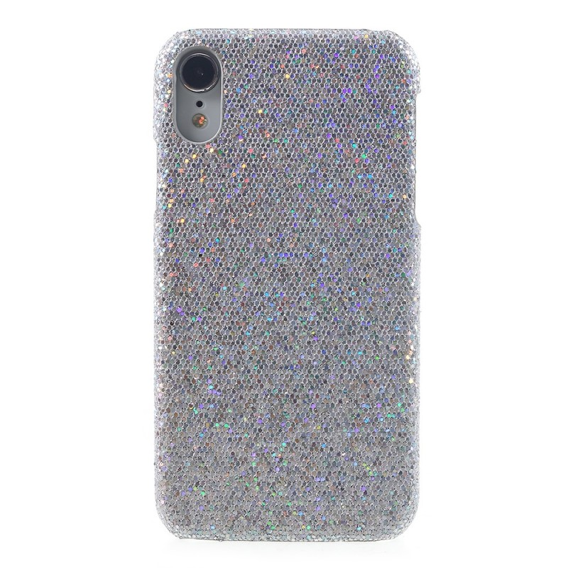 iphone xr coque paillette