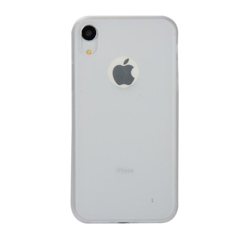 coque iphone xr silicone rigide