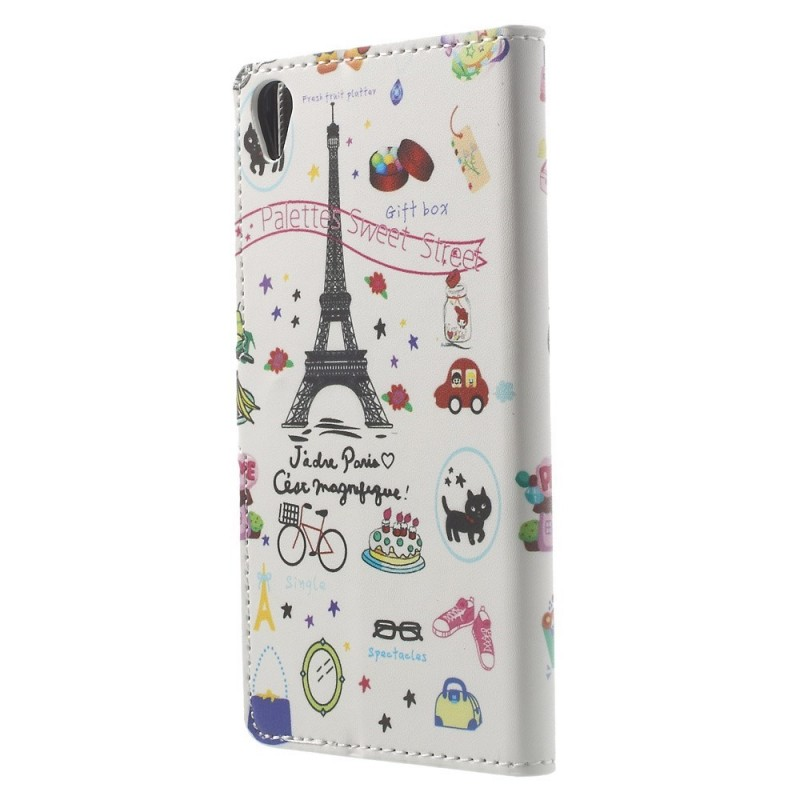 Housse sony xperia z3 j 39 adore paris for Housse xperia z3