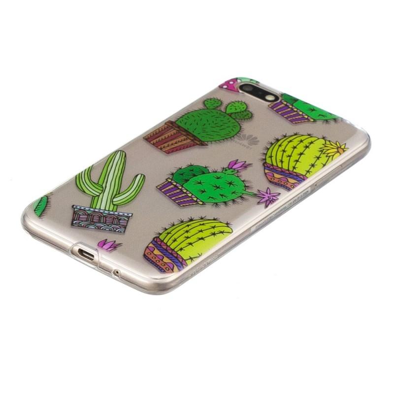 coque huawei y5 cactus