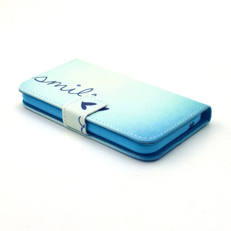 Housse samsung galaxy core prime smile for Housse samsung galaxy core prime